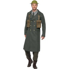 WW2 Britse Officier Kostuum