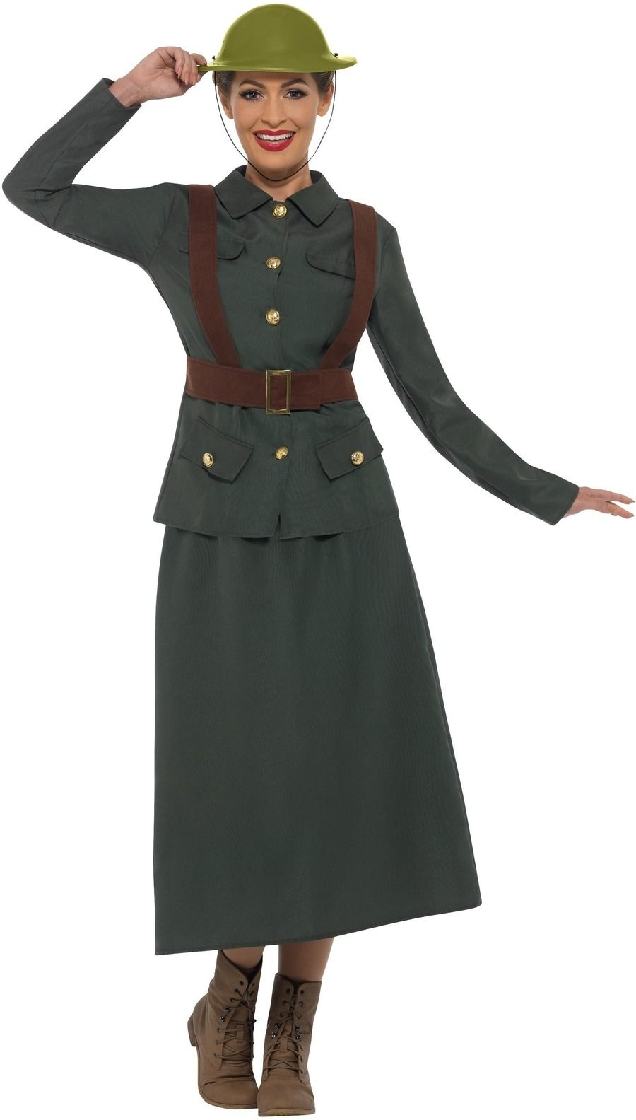 WW2 Leger Dames Kostuum