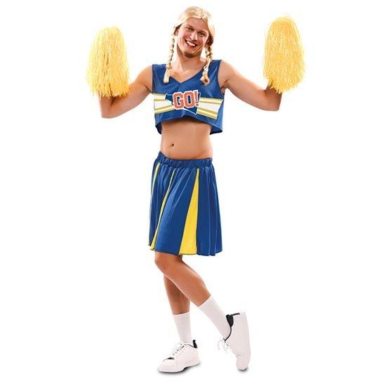 Cheerleaderpakje Man
