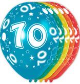 Ballonnen 70 jaar (5st)