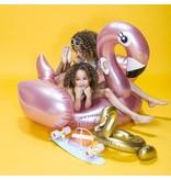 Opblaasbare Flamingo Luchtbed Roze