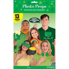 St. Patrick's Day Photo booth  (13st)