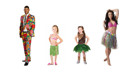 Hawaii Kleding Rokjes Blousjes Kostuums En Meer Feestbazaarnl