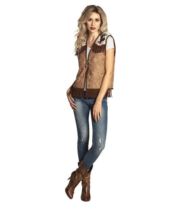 Cowboy Vest Billy Man/Vrouw
