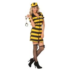 Boevenjurk zwart/geel