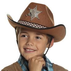 Kinderhoed Butch Sheriff junior bruin