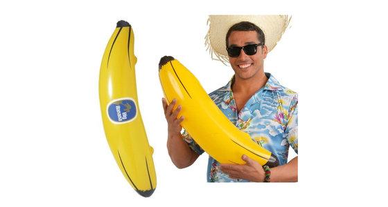 Opblaas banaan
