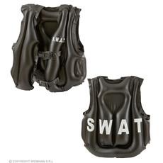 SWAT vest opblaasbaar kind