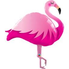 Folieballon Flamingo Roze (116 cm)