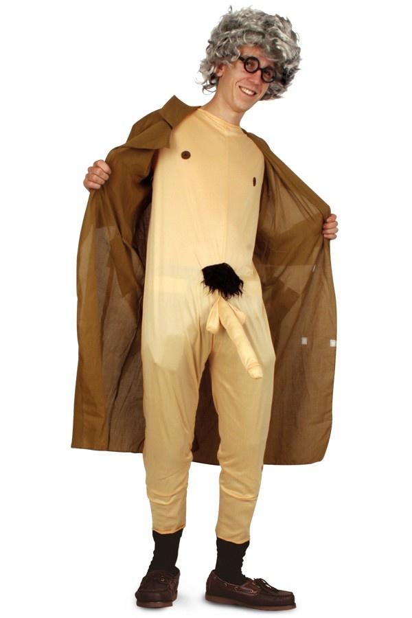 Oh Opa potloodventer kostuum