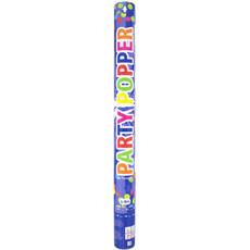 Confetti kanon kleuren mix (57cm)