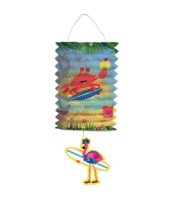 Lampionnen slinger Hawaii (3,6 Meter)