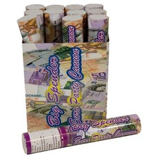 Confetti Kanon 30cm Euro biljetten
