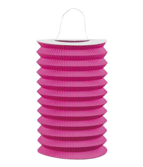 Treklampion hot pink 15cm