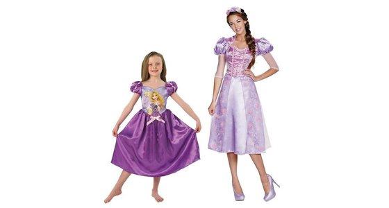 Rapunzel jurk