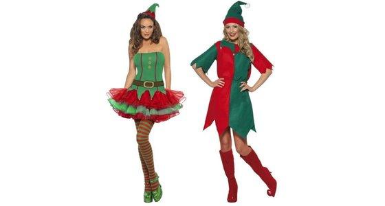 Elfen kostuum