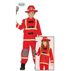 Brandweerkostuum kind