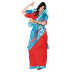 Verkleedkleding vrouw Bollywood
