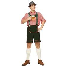 Tiroler kostuum man Hastik