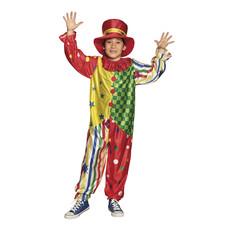 Clown kostuum kind Giggles