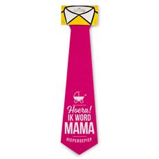 Stropdas Ik Word Mama