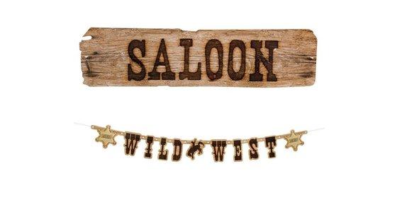 Cowboy versiering