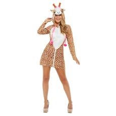 Dames Giraffe kostuum