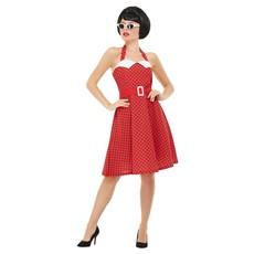 50s Rockabilly Pin Up Kostuum