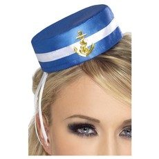 Sailor Hoedje Blauw