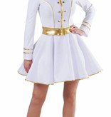 Kapiteinsdame jurk