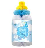 Geboorte Honeycomb Babyfles Jongen