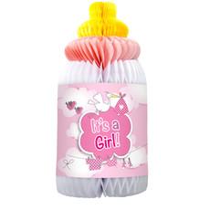 Geboorte Honeycomb Babyfles Meisje