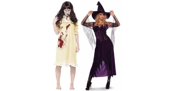 Halloween Kostuum Vrouw.Halloween Kostuum Kopen Grootste Aanbod Laagste Prijzen
