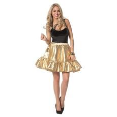 Luxe gouden rok