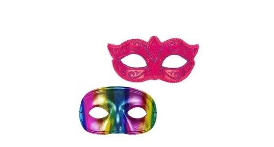 Gay Pride Maskers