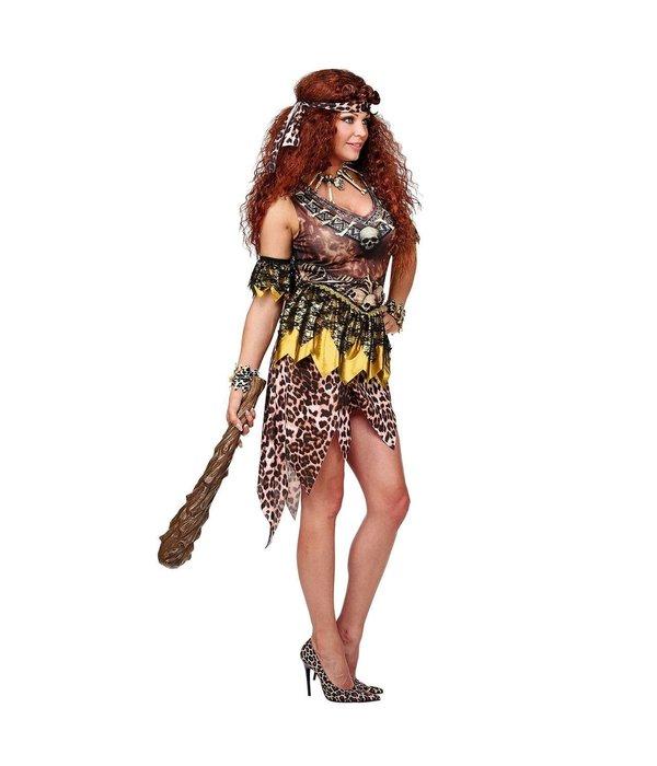 Voodoo Priesteres Vrouw Kostuum