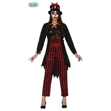 Voodoo Witch kostuum dames