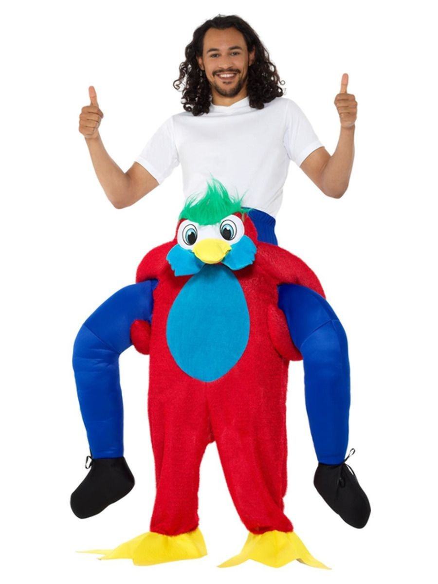 Carry Me Papegaai Kostuum
