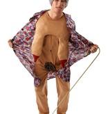 Harige Oma Kostuum