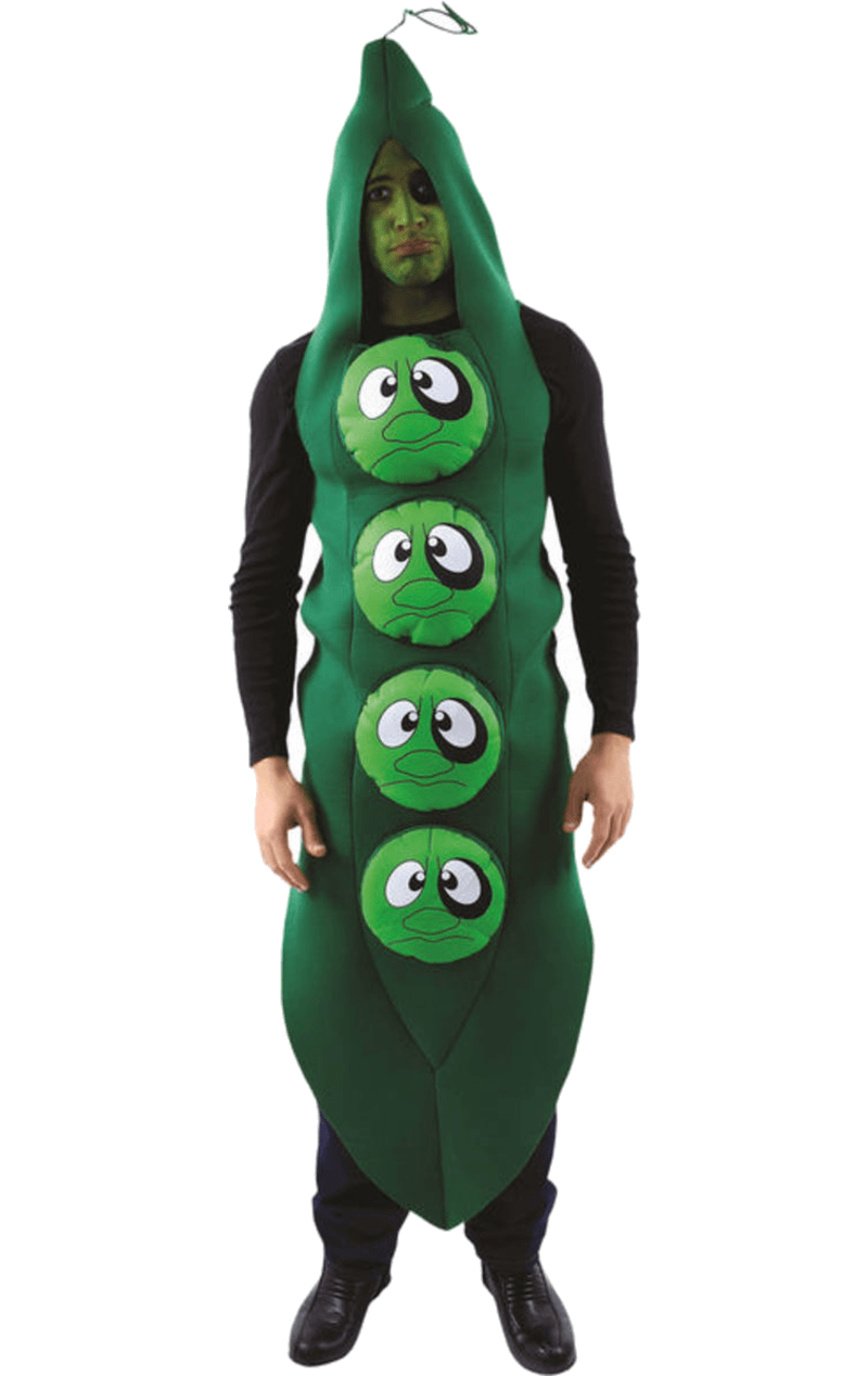 Black Eyed Pea Kostuum