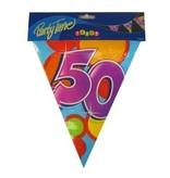 vlaggenlijn leeftijd 50