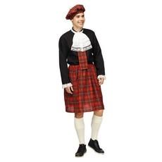 Schots kostuum man