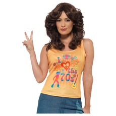 I love the 70's top dames