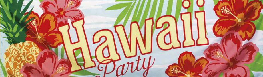 Hawaii shirts, Hawaii kransen en dé trends van deze zomer!