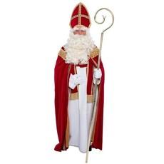 Luxe Sint kostuum compleet