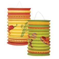 Mexicaanse Lampionnen papier