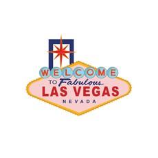 Wanddecoratie Las Vegas