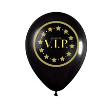 VIP ballonnen - 12 stuks