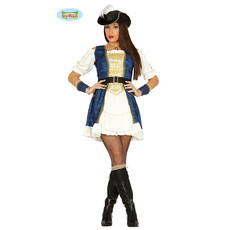 Luxe Piratenpakje vrouw