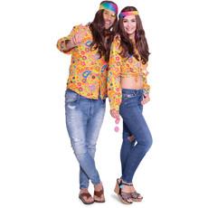 Hippie Shirt Volwassenen